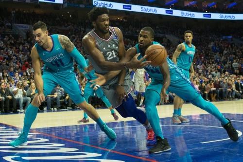 Charlotte Hornets at Detroit Pistons game thread