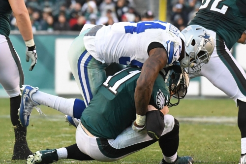 NFL Sunday Late Games: Let's watch the Philadelphia Eagles vs Dallas Cowboys