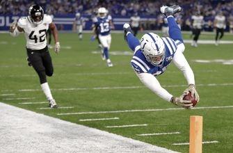 Luck, Ebron lead Colts past struggling Jaguars 29-26