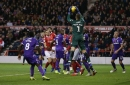 Modest Jack Butland tips his cap to Stoke City defenders