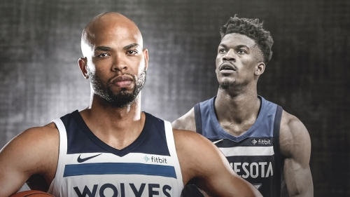 Timberwolves' Taj Gibson says there were no locker room issues with Jimmy Butler