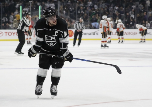 Desjardins: Offensive changes coming for low-scoring Kings