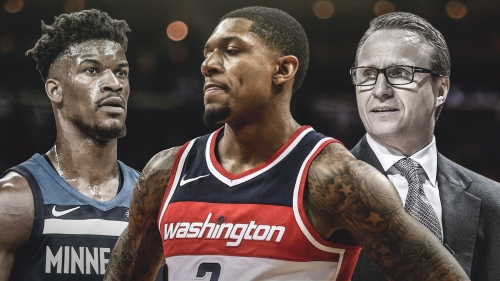 Wizards rumors: Washington wouldn't include Bradley Beal in Jimmy Butler trade offers