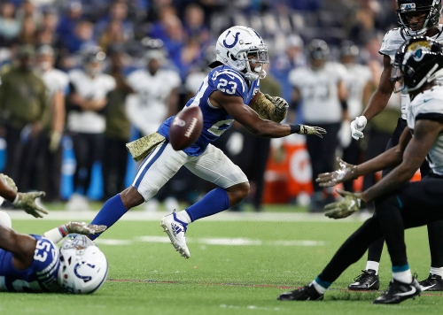 Doyel: Colts CB Kenny Moore stole this win from Jaguars