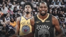 Warriors' Quinn Cook wants to be 'a Hall of Famer' like Kevin Durant