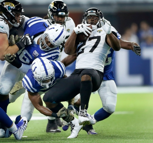 Insider: Far from perfect, Colts defense follows its blueprint to beat Jaguars
