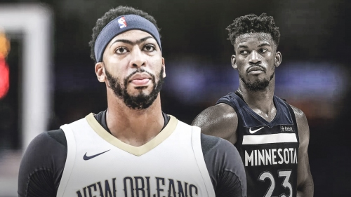 REPORT: Pelicans had extensive discussions with Timberwolves on Jimmy Butler trade