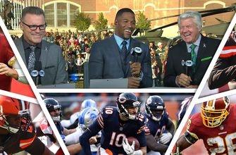 FOX NFL crew break down Week 10 Redskins, Bears & Browns