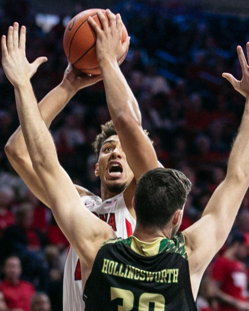 Finally at full strength, Arizona Wildcats dominate second half to beat Cal Poly