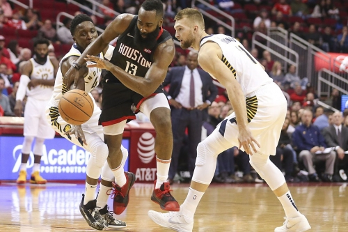 Rockets offense revived in 115-103 win over Pacers