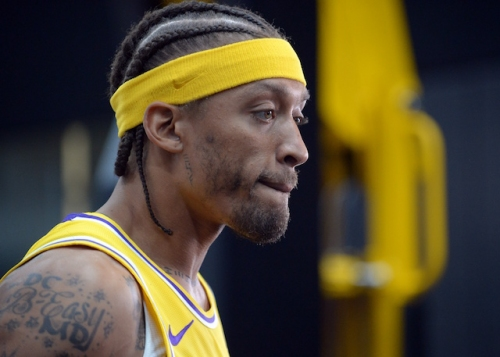 Lakers News: Family Matter Forces Michael Beasley To Leave Team Before Tipoff Against Hawks