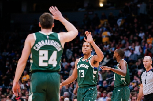 Bucks 121, Nuggets 114: Perimeter lift from Brook Lopez key in victory at Denver