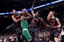 Blazers Withstand Rally, Delay to Beat Celtics 100-94
