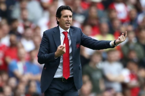 Unai Emery reveals how Wolves changed Arsenal's 'idea'