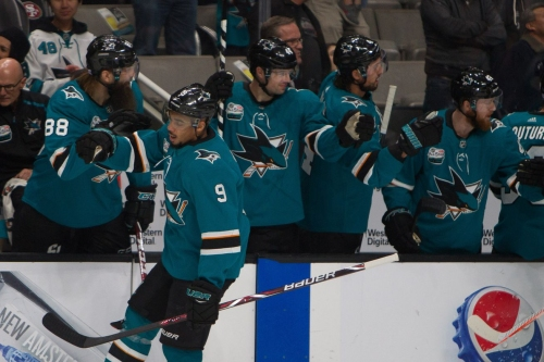 Rate the Flames (1) at Sharks (3): Goal Scoring Drying Up