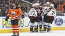 Semyon Varlamov has 26 saves as Avalanche control Oilers