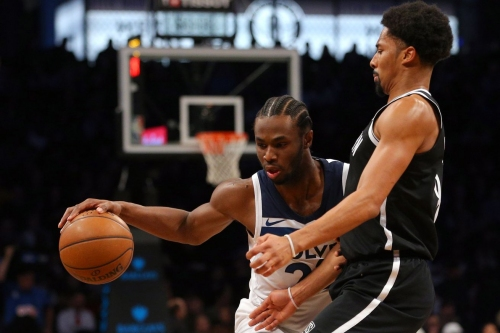 Nets finish up four-game road trip in Minnesota