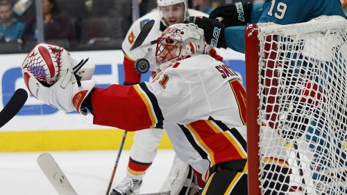 Takeaways: Unfair to hang latest Flames loss on Mike Smith