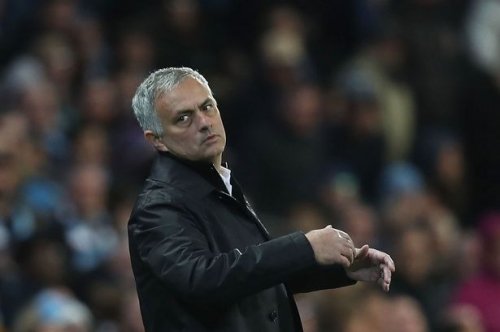 Jose Mourinho has a problem position to address after Manchester derby defeat