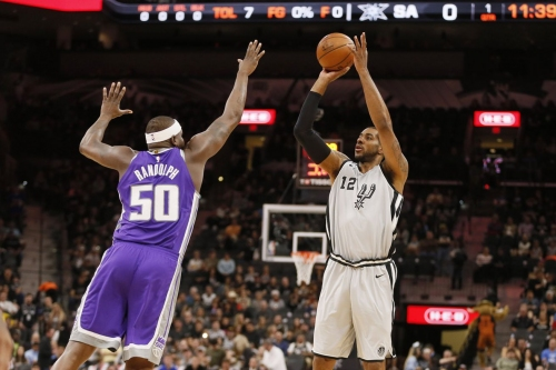 Game Preview: San Antonio Spurs vs. Sacramento Kings