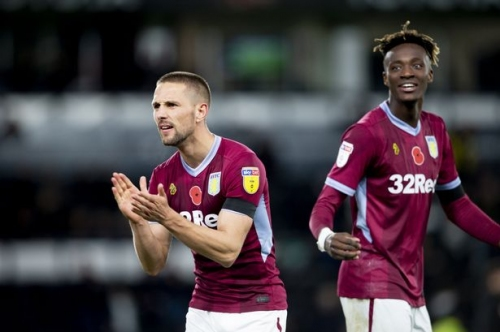 'They'll go up playing like that' What Derby County's fans made of Aston Villa