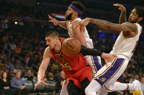 Locked on Hawks podcast: Lakers recap and more