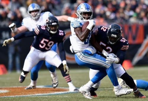 Detroit Lions stock watch: Team must draft a cornerback next year