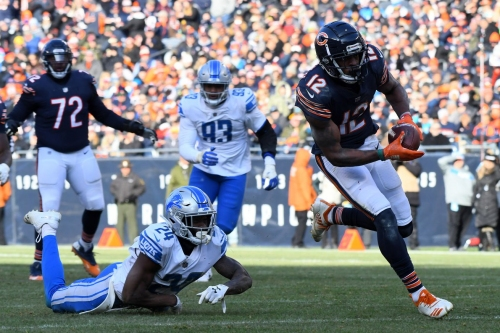 Lions vs. Bears stock report: Everything is awful