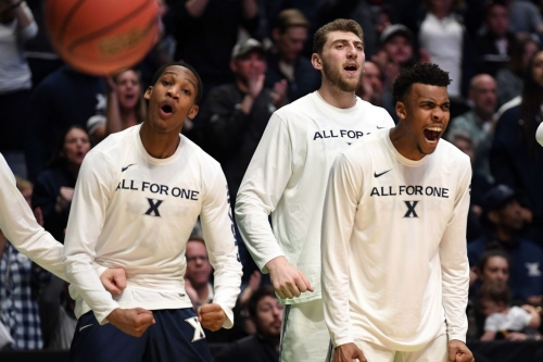 The Xavier Power Rankings are off to an undefeated start