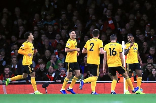 'Even the scum beat Wolves' - The furious Arsenal meltdown you must watch