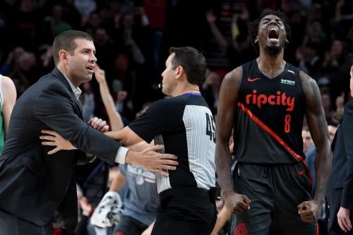 Desperate times: Celtics gain sense of urgency after loss in Portland