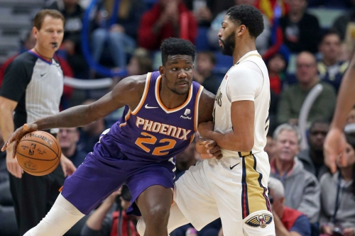 Center of the Sun:Suns now 2-10 after another winless week