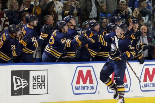 The Sabres are Streaking in Buffalo