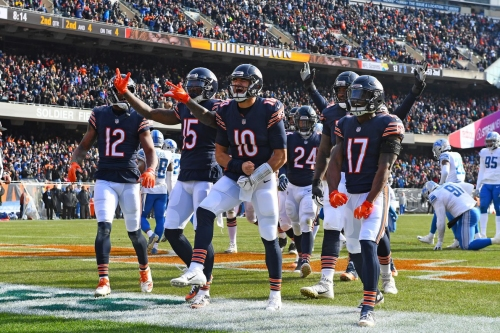 Bears vs. Lions: Notes from an electric 34-22 victory