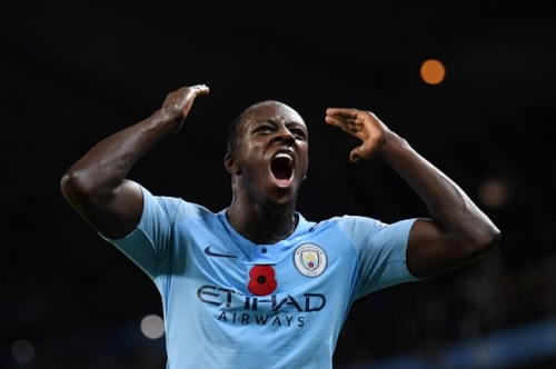 What Man City players said to each other at half time to clinch the win over Manchester United