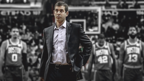 Brad Stevens pins blame on himself for Celtics' woes