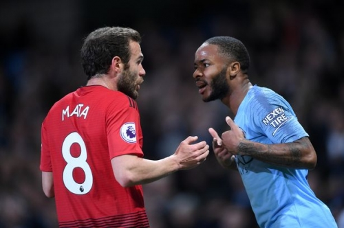 Manchester United fans love what Juan Mata did against Man City