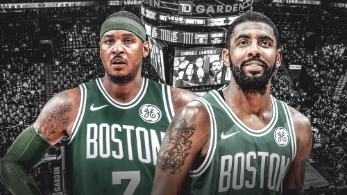 Kyrie Irving thinks Celtics need a grizzled veteran