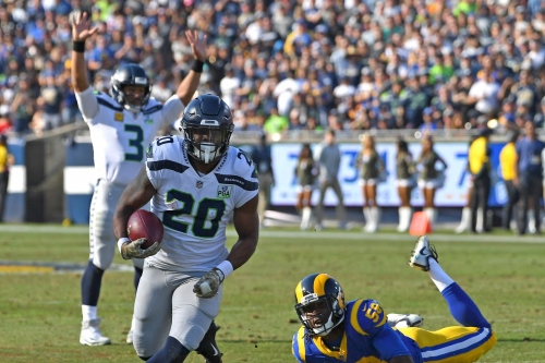 Century Links 11/12: Penny Shows Up in Rams Game
