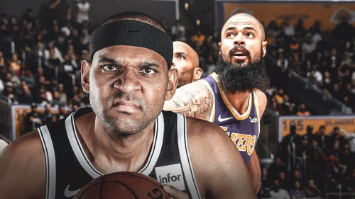 Nets' Jared Dudley defends Lakers' Tyson Chandler against critic