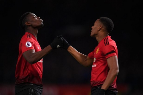 Manchester United stars Anthony Martial and Paul Pogba withdraw from France squad