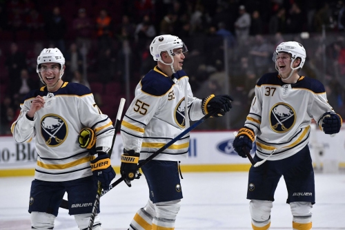 The Sabres are about to face their toughest test