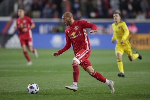 Red Bulls dominate the Crew