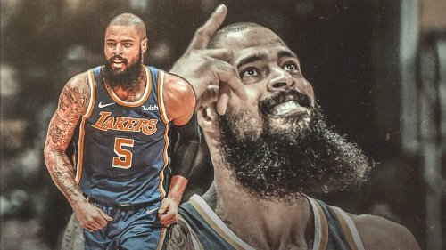 There's belief Lakers' Tyson Chandler still has juice in 36-year-old body