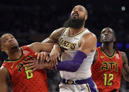 Signing Tyson Chandler A Big Win For Lakers
