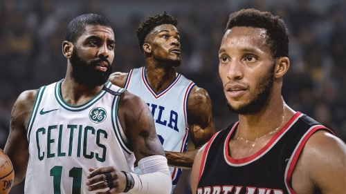 Blazers' Evan Turner thinks Jimmy Butler is a great ingredient to Celtics-Sixers rivalry
