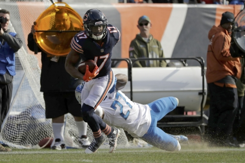 Week 11 fantasy football waiver wire: Marcus Mariota and Anthony Miller have value
