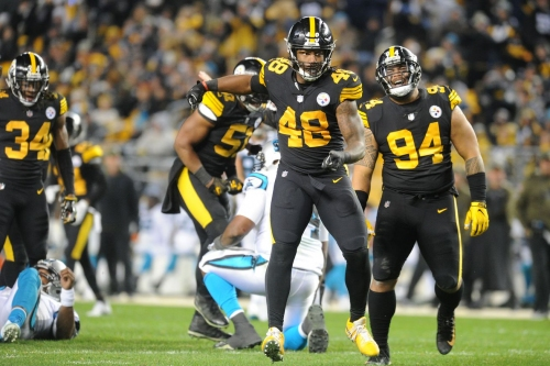 AFC Playoff Picture: Steelers find themselves with the No. 2 seed heading into Week 11