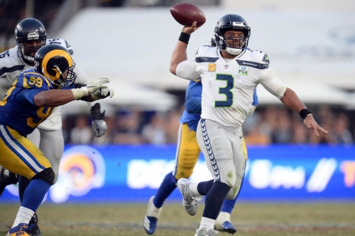 Twitter reacts to the Seahawks loss to the Rams