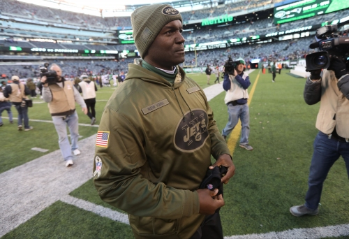 The Jets aren't firing Todd Bowles after embarrassing loss to Bills, here's why